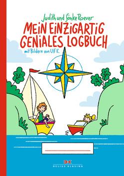 Mein einzigartig geniales Logbuch von Roever,  Judith, Roever,  Sönke