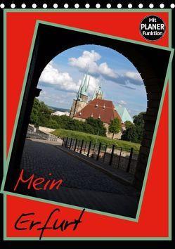 Mein Erfurt (Tischkalender 2019 DIN A5 hoch) von Flori0