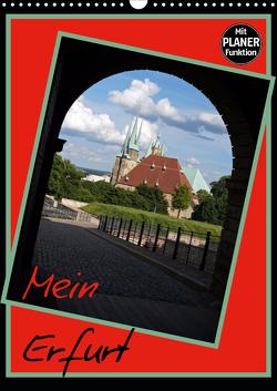 Mein Erfurt (Wandkalender 2021 DIN A3 hoch) von Flori0