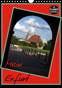 Mein Erfurt (Wandkalender 2021 DIN A4 hoch) von Flori0