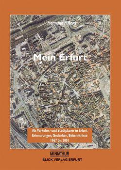Mein Erfurt von Saitz,  Hermann H.