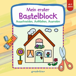 Mein erster Bastelblock (Haus) von Labuch,  Kristin