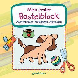 Mein erster Bastelblock (Hundewelpe) von Labuch,  Kristin