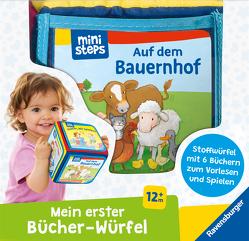 Mein erster Bücher-Würfel (Starter-Set) von Kohl,  Martina, Milk,  Ina, Neubacher-Fesser,  Monika, Senner,  Katja