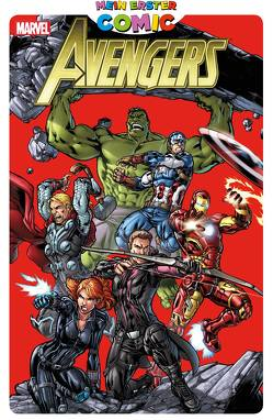 Mein erster Comic: Avengers von Di Vito,  Abdrea, Pilgrim,  Will Corona