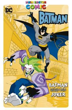 Mein erster Comic: Batman gegen den Joker von Dinter,  Jan, Jones,  Christopher, Matheny,  Bill, Torres,  J.