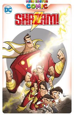 Mein erster Comic: Shazam! von Kunkel,  Mike, Rother,  Josef