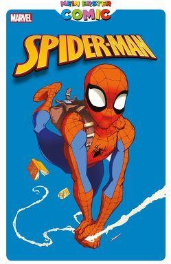 Mein erster Comic: Spider-Man von Di Dalvo,  Roberto, Hidalgo,  Carolin, Lolli,  Matteo, Tobin,  Paul