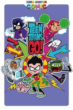 Mein erster Comic: Teen Titans Go!