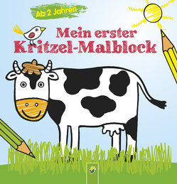 Mein erster Kritzel-Malblock von Brüggemann,  Vera