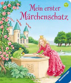 Mein erster Märchenschatz von Künzler-Behncke,  Rosemarie, Scharff-Kniemeyer,  Marlis