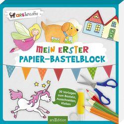 Mein erster Papier-Bastelblock von Beurenmeister,  Corina
