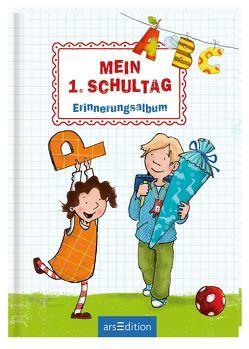 Mein erster Schultag von Saleina,  Thorsten