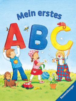 Mein erstes ABC von Cuno,  Sabine, Schuld,  Kerstin M.