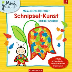 Mein erstes Bastelset: Schnipsel-Kunst Kribbel-Krabbel von Bieber,  Hartmut
