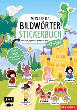 Mein erstes Bildwörter-Stickerbuch – Märchen