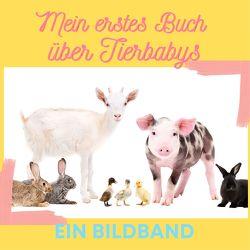 Mein erstes Buch über Tierbabys von Hübsch,  Bibi