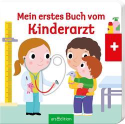 Mein erstes Buch vom Kinderarzt von Choux,  Nathalie