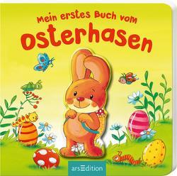 Mein erstes Buch vom Osterhasen von Kraushaar,  Sabine