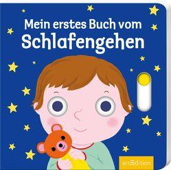 Mein erstes Buch vom Schlafengehen von Choux,  Nathalie