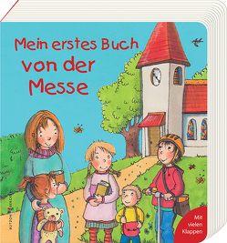 Mein erstes Buch von der Messe von Dürr,  Gisela, Marquardt,  Vera