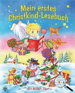 Mein erstes Christkind-Lesebuch