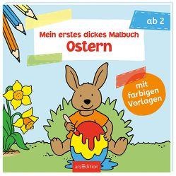 Mein erstes dickes Malbuch Ostern von Beurenmeister,  Corina