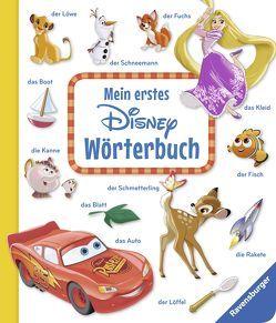 Mein erstes Disney Wörterbuch von The Walt Disney Company
