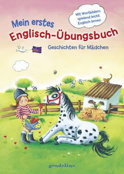 Mein erstes Englisch-Übungsbuch – Geschichten für Mädchen von Färber,  Werner