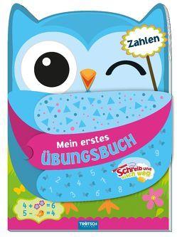 """Mein erstes Eulen-Übungsbuch """"Zahlen"""""""