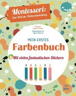 Mein erstes Farbenbuch von Baruzzi,  Agnese, Piroddi,  Chiara
