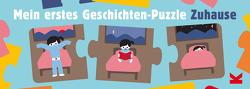 Mein erstes Geschichten-Puzzle ZUHAUSE von Sato,  Kanae