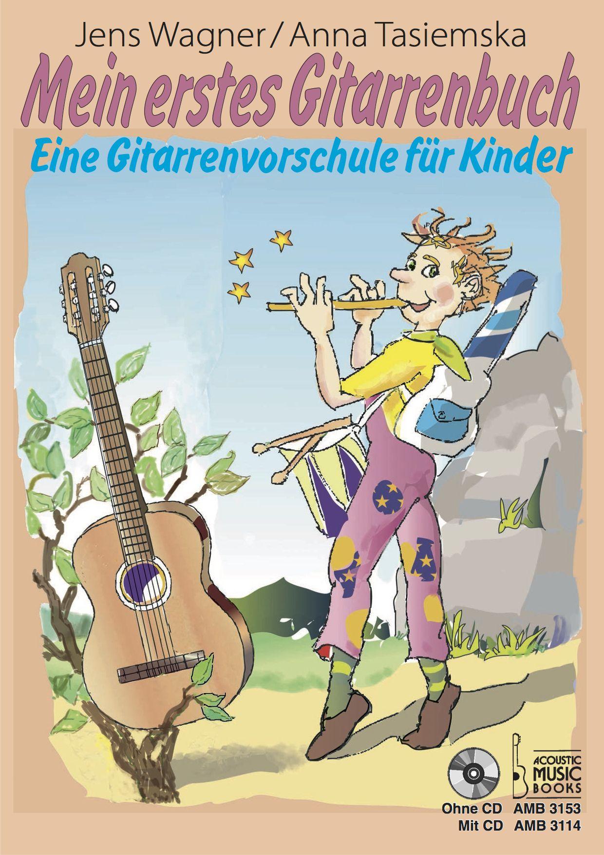 Briefe Mit Vergifteter Cd : Mein erstes gitarrenbuch von tasiemska anna wagner