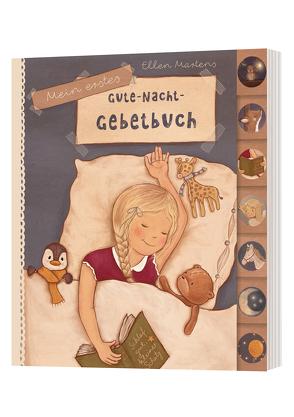 Mein erstes Gute-Nacht-Gebetbuch von Martens,  Ellen