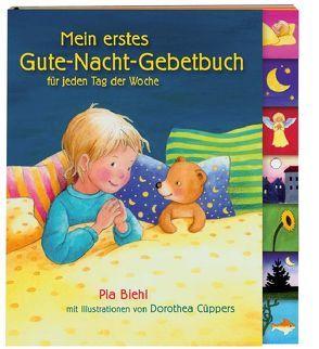 Mein erstes Gute-Nacht-Gebetbuch von Biehl,  Pia, Cüppers,  Dorothea