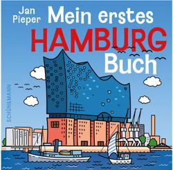 Mein erstes Hamburg-Buch von Rieken,  Anne