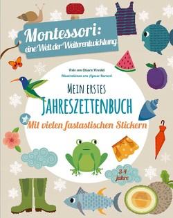 Mein erstes Jahreszeitenbuch von Baruzzi,  Agnese, Piroddi,  Chiara