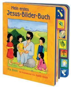 Mein erstes Jesus-Bilder-Buch von Arndt,  Judith, Biehl,  Pia