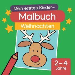 Mein erstes Kinder-Malbuch: Weihnachten von Hedwig,  Fabian