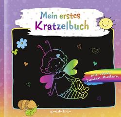 Mein erstes Kratzelbuch (Elfe) von Labuch,  Kristin