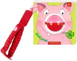 Mein erstes Kugel-Buggybuch: Oink, oink! von Kugler,  Christine