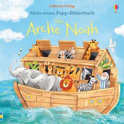 Mein erstes Papp-Bilderbuch: Die Arche Noah von Jatkowska,  Ag, Punter,  Russell