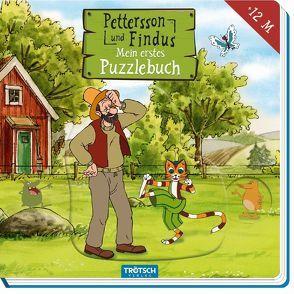"""Mein erstes Puzzlebuch """"Pettersson und Findus"""""""