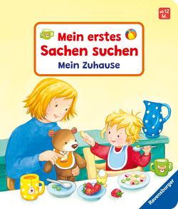 Mein erstes Sachen suchen: Mein Zuhause von Grimm,  Sandra, Gruber,  Denitza