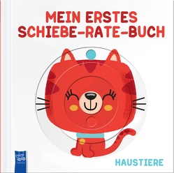 Mein erstes Schiebe-Rate-Buch Haustiere