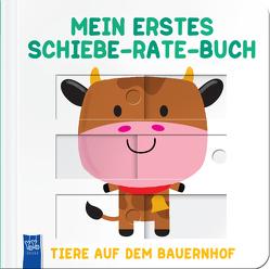 Mein erstes Schiebe-Rate-Buch – Tiere auf dem Bauernhof
