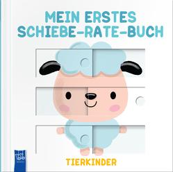 Mein erstes Schiebe-Rate-Buch Tierkinder