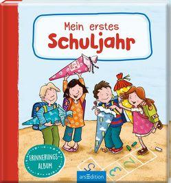 Mein erstes Schuljahr von Saleina,  Thorsten