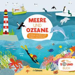 Meere und Ozeane (Soundbuch) 12 Klänge zum Hören und Klappen zum Entdecken von Pop,  Charlie