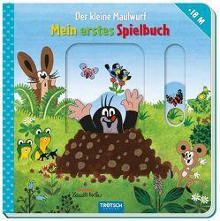 """Mein erstes Spielbuch """"Der kleine Maulwurf"""" ab 18 Monate"""